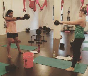 strength training boston