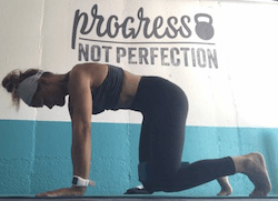 CORE STRENGTH + INNER THIGH CONNECTION